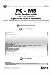 Papiloscopista e Agente de Polícia Judiciária