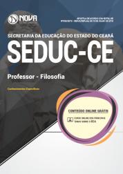Apostila SEDUC-CE - Professor - Nível A - Especialidade: Filosofia