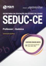 Apostila SEDUC-CE - Professor - Nível A - Especialidade: Química