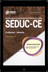 Download Apostila SEDUC-CE - Professor - Nível A - Especialidade: História (PDF)