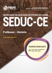 Apostila SEDUC-CE - Professor - Nível A - Especialidade: História