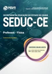 Apostila SEDUC-CE - Professor - Nível A - Especialidade: Física
