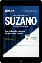 Download Apostila Prefeitura de Suzano - SP - Agente Escolar e Agente de Segurança Escolar (PDF)