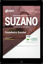 Download Apostila Prefeitura de Suzano - SP - Cozinheiro Escolar (PDF)