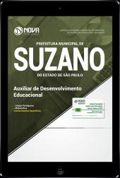 Download Apostila Prefeitura de Suzano - SP - Auxiliar de Desenvolvimento Educacional (PDF)