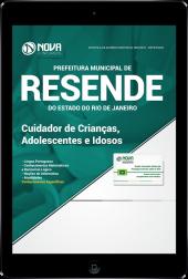 Download Apostila Prefeitura de Resende - RJ - Cuidador de Crianças, Adolescentes e Idosos (PDF)