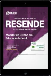 Download Apostila Prefeitura de Resende - RJ - Monitor de Creche em Educação Infantil (PDF)