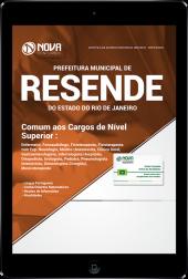 Download Apostila Prefeitura de Resende - RJ - Comum aos Cargos de Nível Superior (PDF)