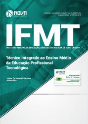 Apostila IFMT - Técnico Integrado ao Ensino Médio da Educação Profissional Tecnológica