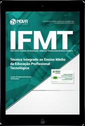 Download Apostila IFMT - Técnico Integrado ao Ensino Médio da Educação Profissional Tecnológica (PDF)