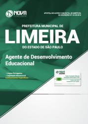 Apostila Prefeitura de Limeira - SP - Agente de Desenvolvimento Educacional