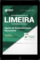 Download Apostila Prefeitura de Limeira - SP - Agente de Desenvolvimento Educacional (PDF)