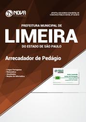 Apostila Prefeitura de Limeira - SP - Arrecadador de Pedágio