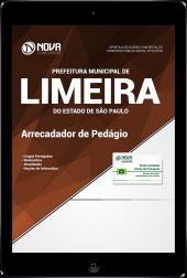Download Apostila Prefeitura de Limeira - SP - Arrecadador de Pedágio (PDF)