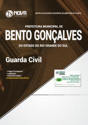 Apostila Prefeitura de Bento Gonçalves - RS - Guarda Civil