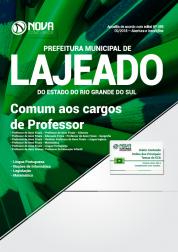 Apostila Prefeitura de Lajeado - RS - Comum aos Cargos de Professores
