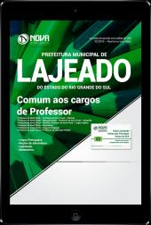 Download Apostila Prefeitura de Lajeado - RS - Comum aos Cargos de Professores (PDF)