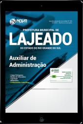 Download Apostila Prefeitura de Lajeado - RS - Auxiliar de Administração (PDF)