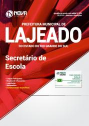 Apostila Prefeitura de Lajeado - RS - Secretário de Escola
