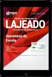 Download Apostila Prefeitura de Lajeado - RS - Secretário de Escola (PDF)