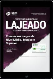 Download Apostila Prefeitura de Lajeado - RS - Comum aos Cargos de Nível Médio, Técnico e Superior (PDF)