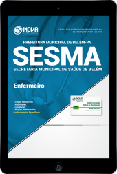 Download Apostila Prefeitura de Belém - PA (SESMA) - Enfermeiro (PDF)