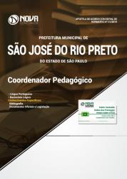 Apostila Prefeitura de São José do Rio Preto - SP - Coordenador Pedagógico