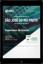 Download Apostila Prefeitura de São José do Rio Preto - SP - Supervisor de Ensino (PDF)