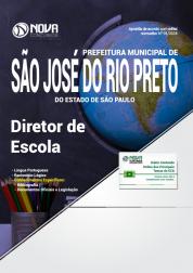 Apostila Prefeitura de São José do Rio Preto - SP - Diretor de Escola