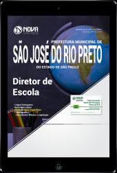 Download Apostila Prefeitura de São José do Rio Preto - SP - Diretor de Escola (PDF)