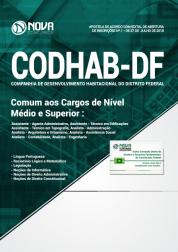 Apostila CODHAB-DF - Comum aos Cargos de Nível Médio e Superior
