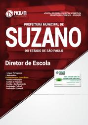 Apostila Prefeitura de Suzano - SP - Diretor de Escola