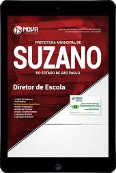 Download Apostila Prefeitura de Suzano - SP - Diretor de Escola (PDF)