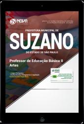 Download Apostila Prefeitura de Suzano - SP - Professor de Educação Básica II (Artes) (PDF)