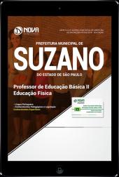 Download Apostila Prefeitura de Suzano - SP - Professor de Educação Básica II (Educação Física) (PDF)