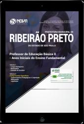 Download Apostila Prefeitura de Ribeirão Preto - SP - Professor de Educação Básica II - Anos Iniciais do Ensino Fundamental (PDF)