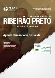 Apostila Prefeitura de Ribeirão Preto - SP - Agente Comunitário de Saúde