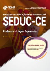 Apostila SEDUC-CE - Professor - Nível A - Especialidade: Língua Espanhola