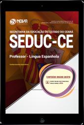 Download Apostila SEDUC-CE - Professor - Nível A - Especialidade: Língua Espanhola (PDF)