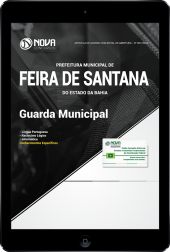 Download Apostila Prefeitura de Feira de Santana - BA - Guarda Municipal (PDF)