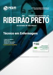 Apostila Prefeitura de Ribeirão Preto - SP - Técnico em Enfermagem
