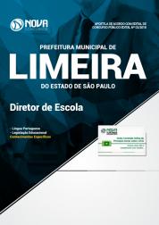 Apostila Prefeitura de Limeira - SP - Diretor de Escola