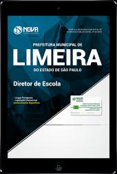Download Apostila Prefeitura de Limeira - SP - Diretor de Escola (PDF)