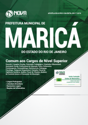 Apostila Prefeitura de Maricá - RJ - Comum aos Cargos de Nível Superior