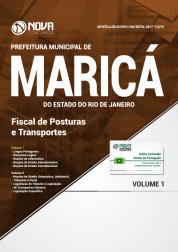 Apostila Prefeitura de Maricá - RJ - Fiscal de Posturas e Transportes