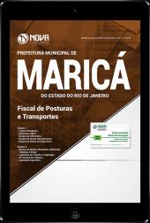 Download Apostila Prefeitura de Maricá - RJ - Fiscal de Posturas e Transportes (PDF)