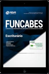 Download Apostila FUNCABES-SP - Escriturário (PDF)