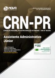 Apostila CRN-PR - Assistente Administrativo Júnior