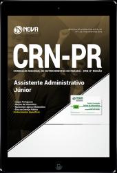 Download Apostila CRN-PR - Assistente Administrativo Júnior (PDF)