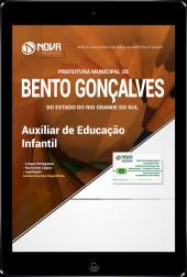 Download Apostila Prefeitura de Bento Gonçalves - RS - Auxiliar de Educação Infantil (PDF)